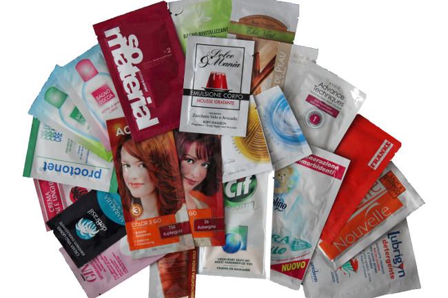 bustine per prodotti In Gel - Prodotti di bellezza, saponi, detersivi